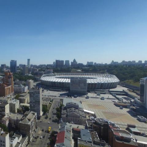 Вид на миллион: ЖК Киева с панорамными видами