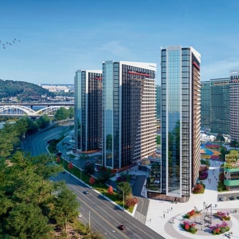 КГГА выдала  градостроительные условия для  ЖК с паркингом рядом с Дарницким мостом
