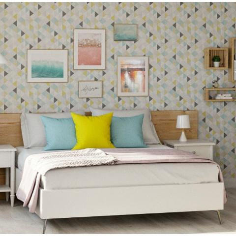 Вместить все. 5 идей для хранения в маленькой спальне