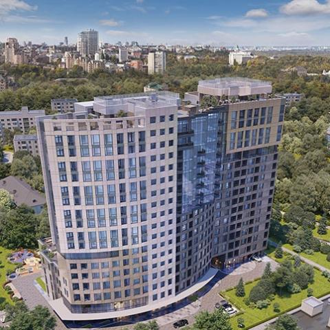 Вопреки тренду: однокомнатная квартира в 93 кв. метра в ЖК А52 и грамотный дизайн для нее