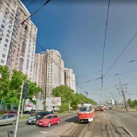 Возле метро «Черниговская» демонтируют трамвайные пути во время реконструкции