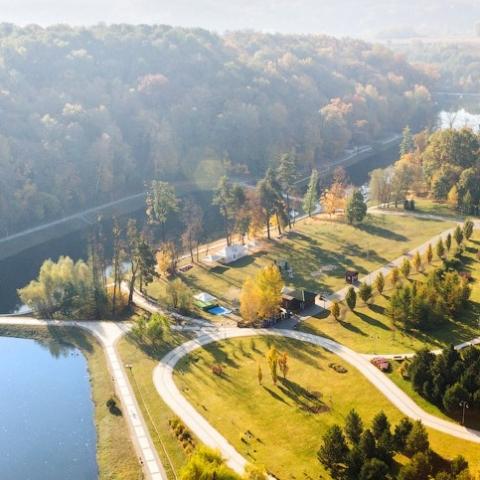 Возле парка «Феофания» планируетcя возвести жилой комплекс
