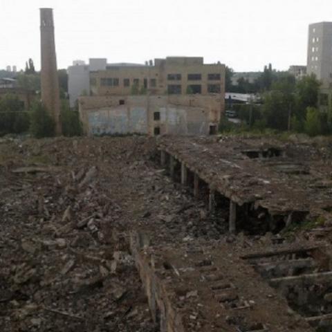 Возле ртутного завода построят жилой комплекс