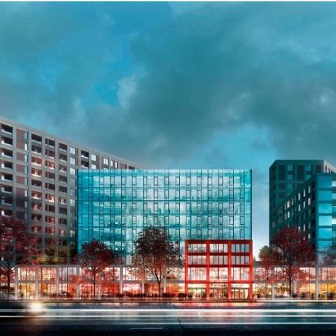 Все включено: многофункциональные жилые комплексы Киева