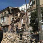 Взорвавшийся дом в Киеве восстановлению не подлежит