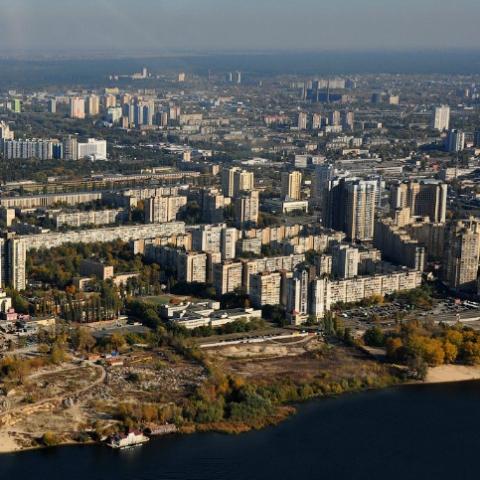 Детальные планы территорий Киева: что и где будут строить