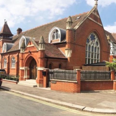 Как церковь викторианской эпохи превратилась в жилой особняк