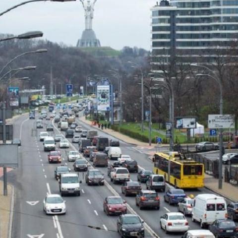 КГГА планирует сделать Киев пешеходным городом