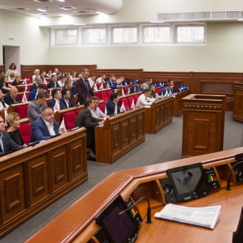 Киев расторг договор аренды земли в историческом центре
