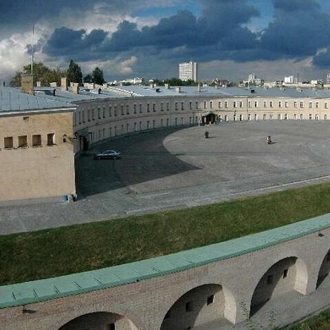 Киевскую крепость отреставрируют