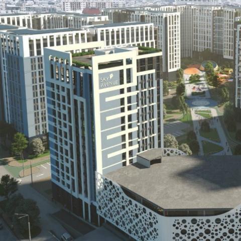 Квартира за 750 000 грн в Соломенском районе Киева: обзор ЖК