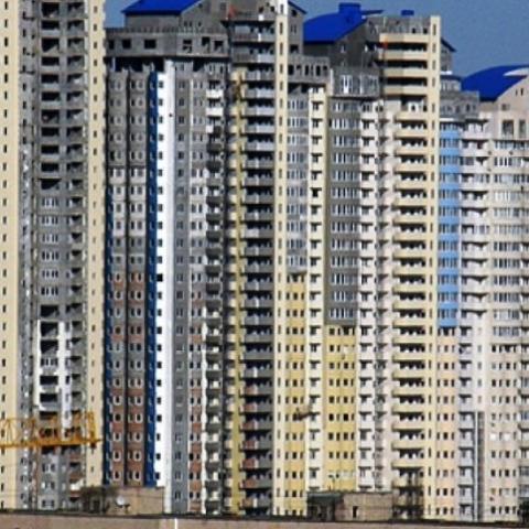 В Киеве отключили от света «дома Войцеховского». В ответ жители перекрыли Харьковское шоссе