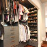 Як зробити гардеробну кімнату з комори