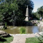 Японский архитектор разработает проект реконструкции парка Киото в Киеве