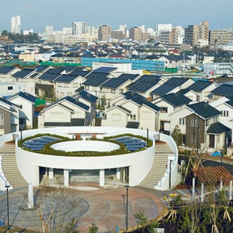 """Японский """"умный"""" город станет примером для всего мира"""