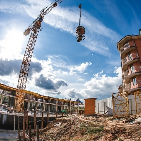За 9 месяцев текущего года в Киеве построили жилья на 9