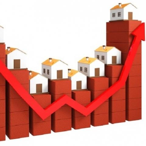 За год цены на жилье в пригороде выросли на 4%