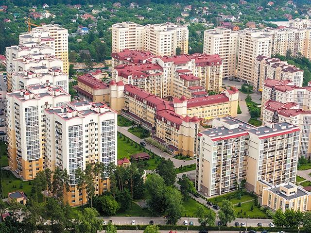 За Окружной дорогой: топ-5 жилых комплексов Киево-Святошинского района