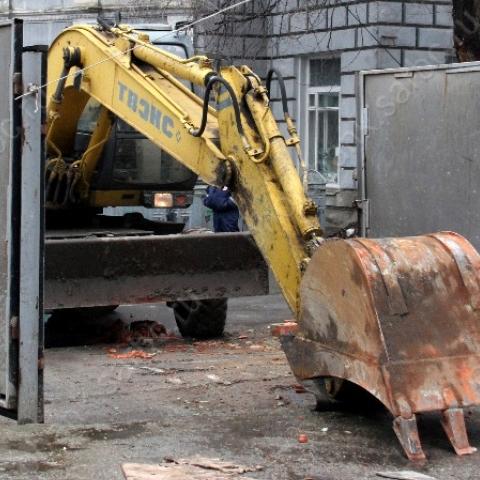За самовольный снос дома киевлянин заплатит 3