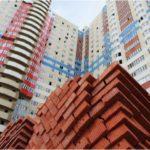 За январь украинские предприятия выполнили строительных работ на 4