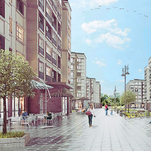 Загородный клуб: чем выделяются 5 новых проектов недвижимости в пригороде Киева