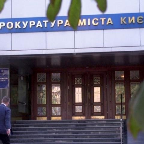 Замдиректора районного отделения Киевзеленстроя задержали на взятке