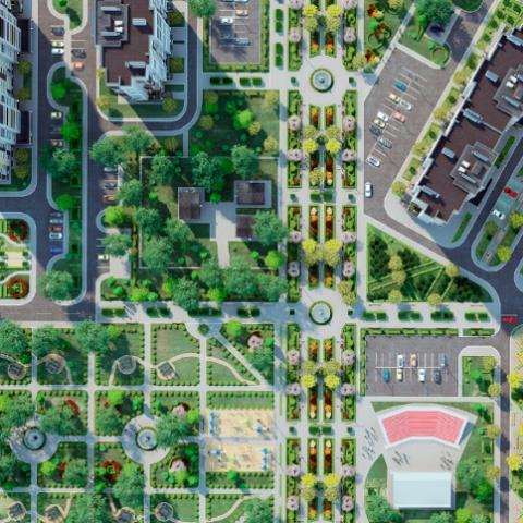 Заміський рай для дітей. Житлові комплекси з розвиненою дитячою інфраструктурою