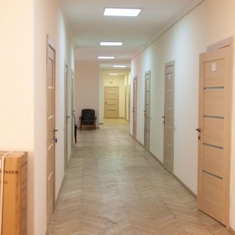 Завершено строительство первого социального общежития для несовершеннолетних