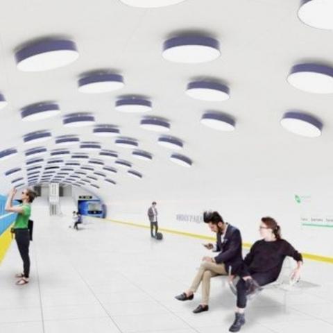 Завершился тендер по строительству метро на Виноградарь
