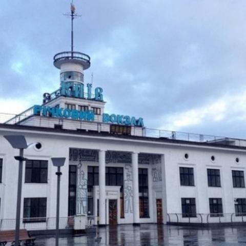 Речной вокзал в Киеве откроют для посетителей