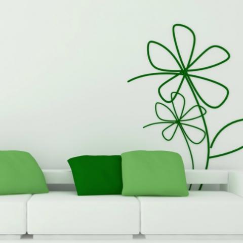 Зеленый в интерьере. Пять способов «озеленить» помещение