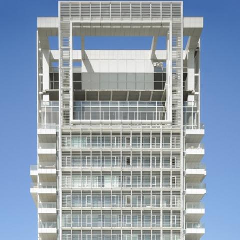 Жилой небоскреб «Башня Ротшильда» в Тель-Авиве