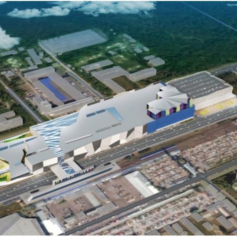 Жителі поскаржилися в Кабмін на будівництво ТРЦ Lesnoy
