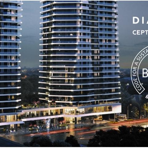 ЖК DIADANS сертифіковано за стандартами енергоефективності