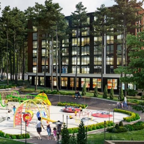 ЖК Forest Park: есть ли жизнь между Киевом и Вышгородом