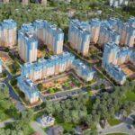 ЖК «Киевгорстроя» - в лидерах рейтинга столичных новостроек