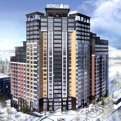 В ЖК «Лукьяновский каскад» предлагается 5 акционных квартир со скидкой 12%