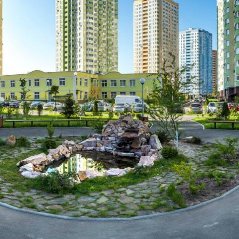 ЖК Парковые озера: как живет «город в городе»