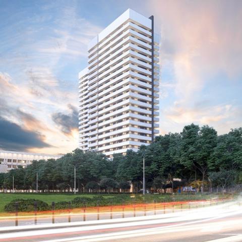 ЖК Standard One: университетский кампус в минуте от метро