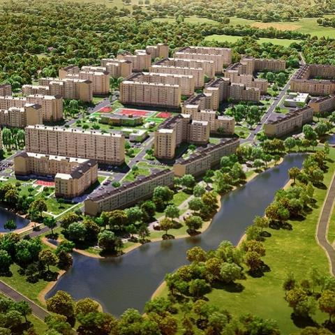 В два этажа. 6 ЖК в пригороде Киева с двухуровневыми квартирами