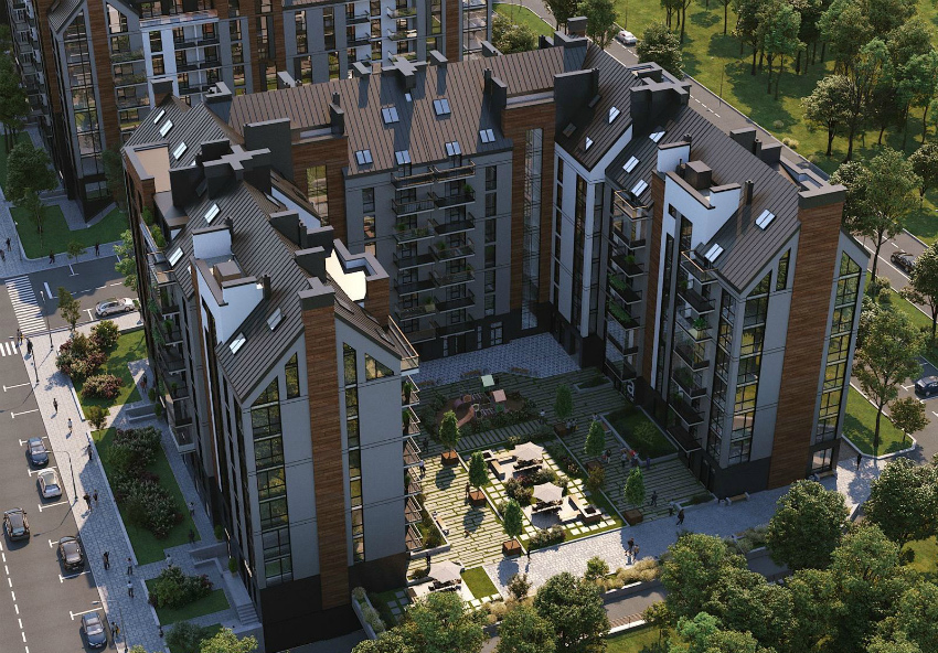 ЖК Park Residence