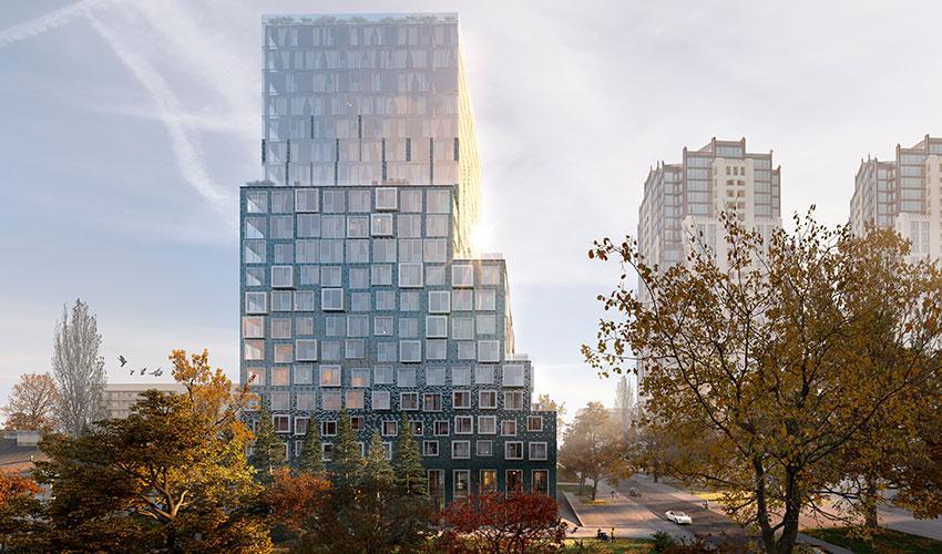 ЖК Washington Concept House