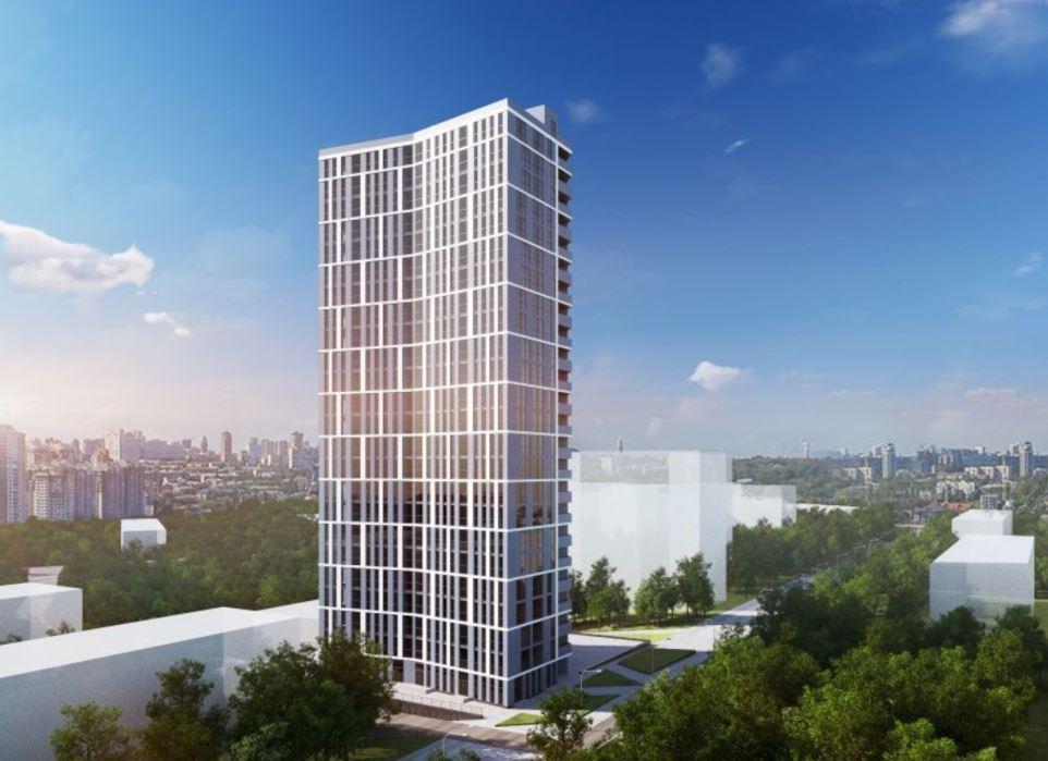 ЖК «Вежа на Ломоносова»