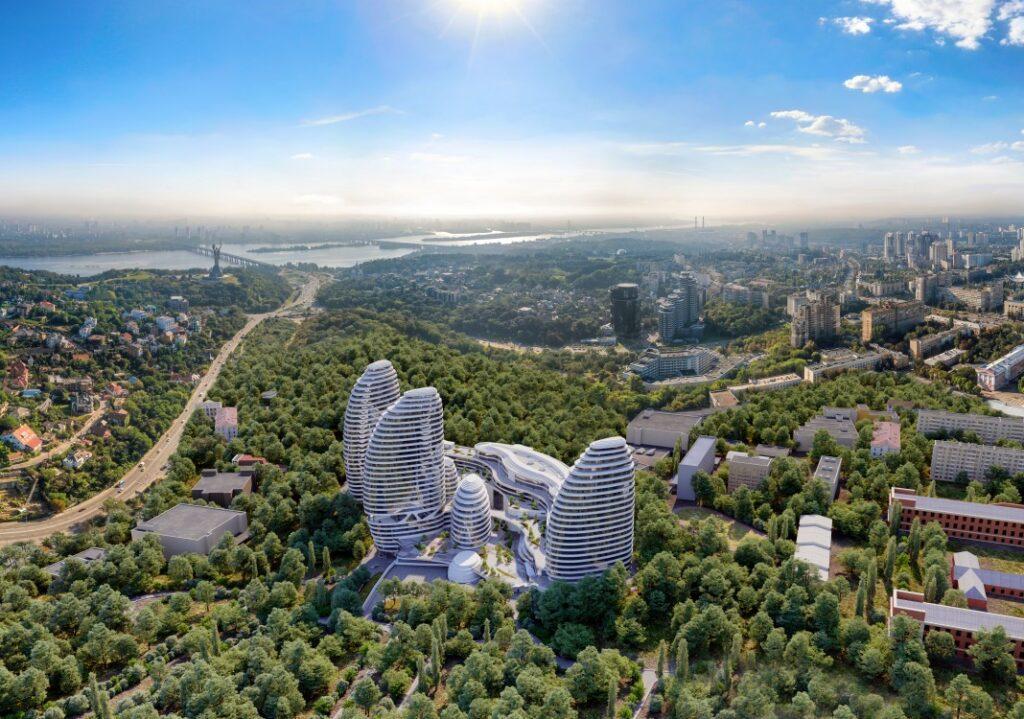 Багатофункціональний комплекс INTERGAL CITY
